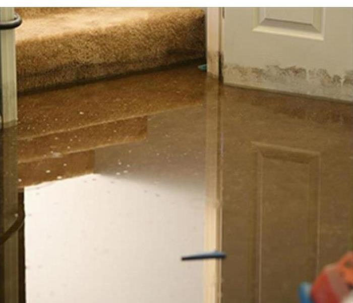 Water Damage Know who to call for your Water and Flooding Needs