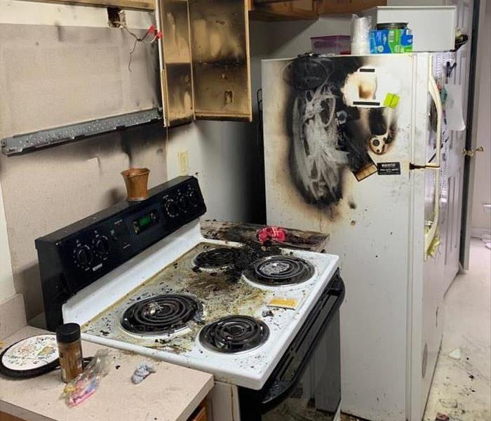 Fire Damage Grease Fires and How To Prevent Them