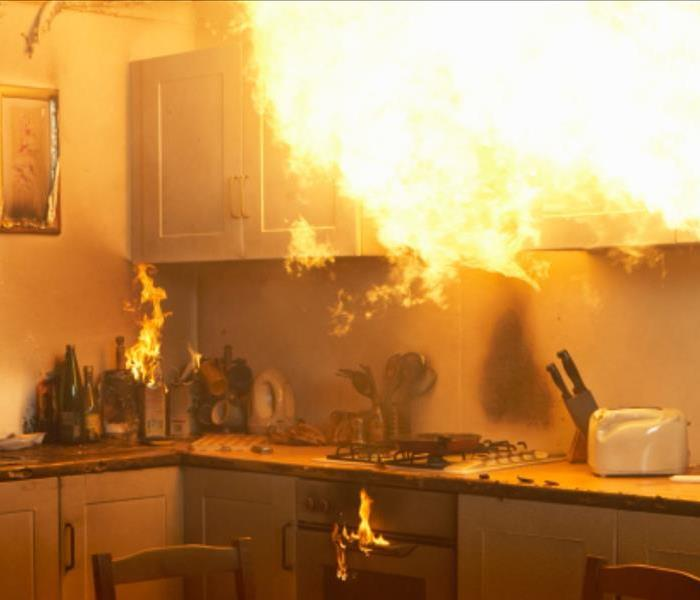 Fire Damage Ways to Prevent Kitchen Fires
